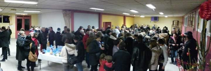 Salle des fêtes de Pachins