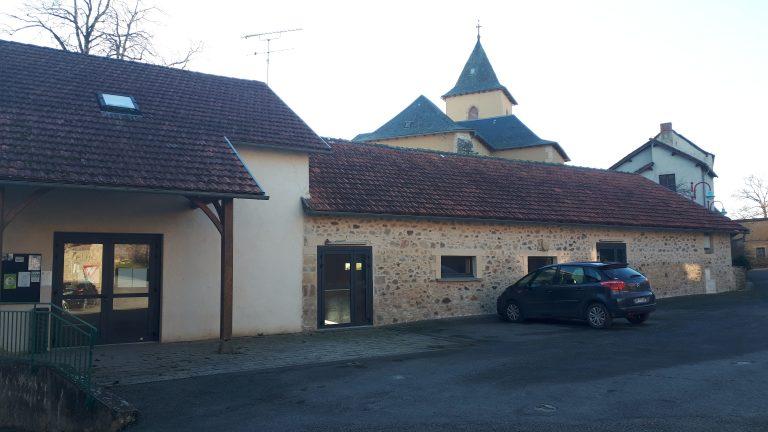 Salle des fêtes de Vaureilles