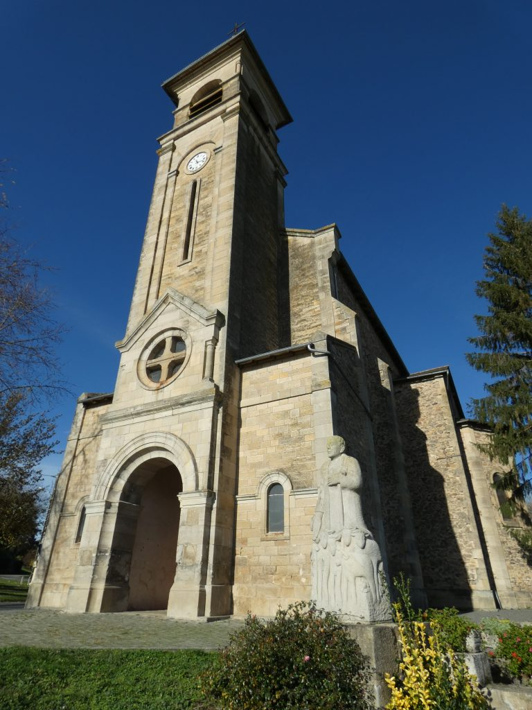 Eglise de Pachins